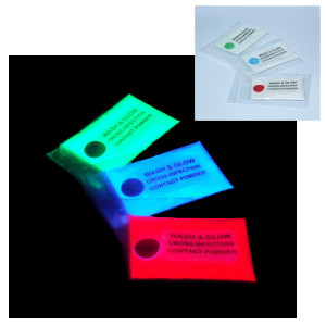 UV GERM Cross Contamination Training Powder