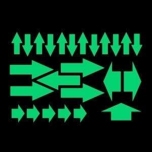 Night Signs - Luminus Arrow Markers