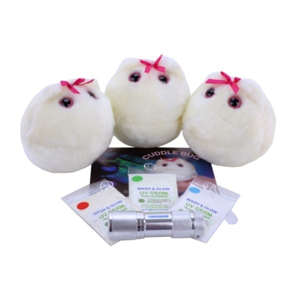 UV GERM Cuddle Bug Kit