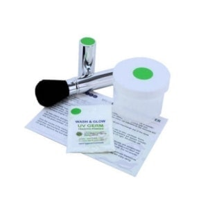 UV GERM Training Powder Kit green