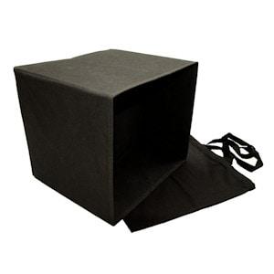 Fold-flat light box