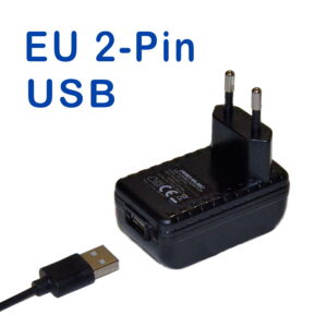 EU-2-pin Plug for Showbox