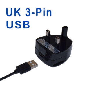UK 3-pin Plug for Showbox
